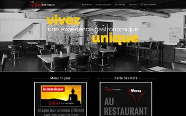 Restaurant Le Thai Break