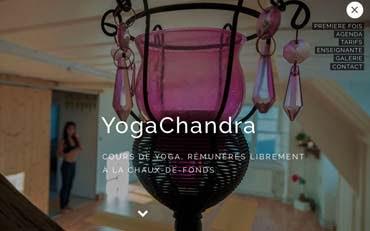 Cours YogaChandra