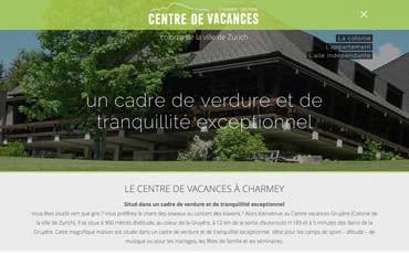 Centre de vacances Charmey