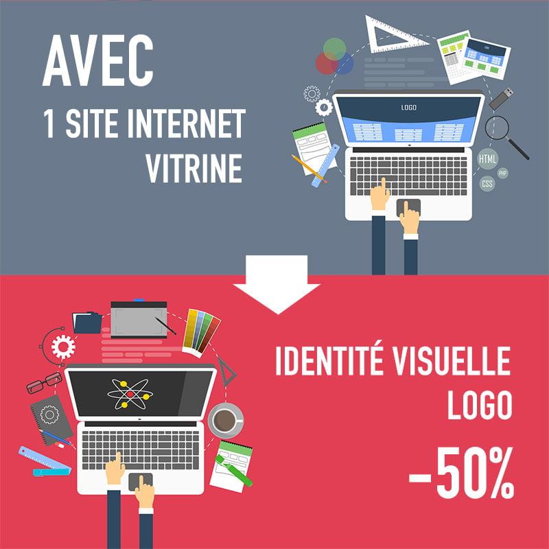 promo site web logo