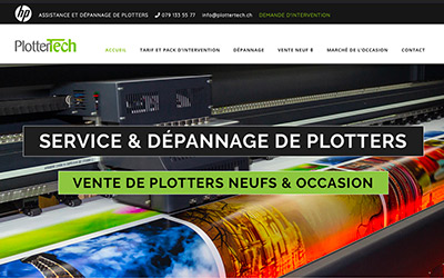 Plottertech_une_creation_web_chocoweb