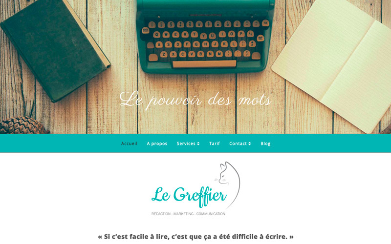 Le Greffier, Le Pâquier, Rédaction, Marketing, Communication