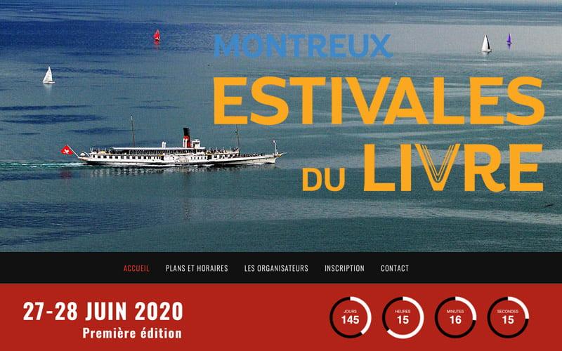 Estivales du livre Montreux