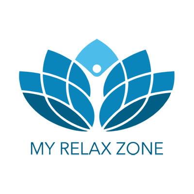 Création graphique carte de visite My Relax Zone