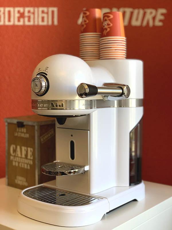 Machine à café chez Chocoweb à Bulle
