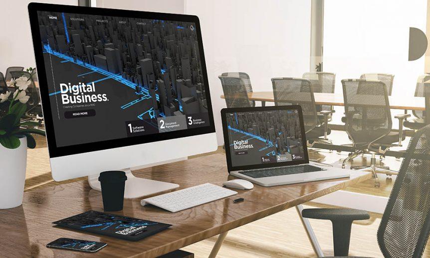 Agence web digitale WordPress