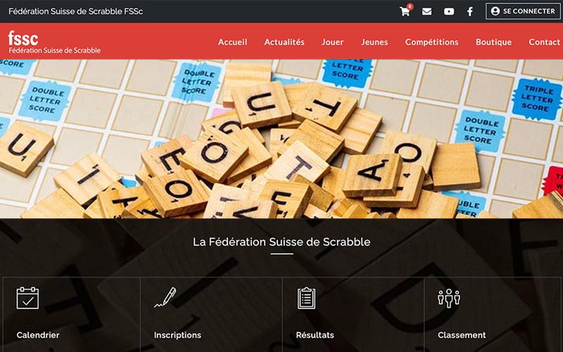 Fédération suisse de Scrabble